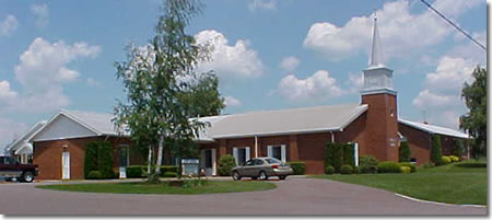 Wesley Chapel Church - Photo